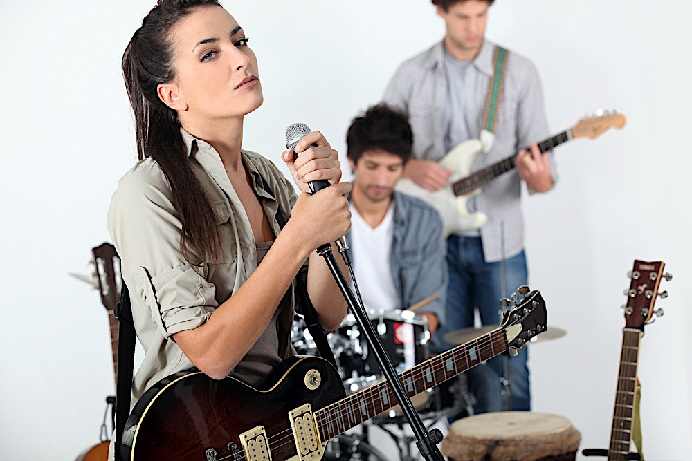 Rock Group Band Sessions